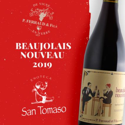 Beaujolais Nouveau Pierre Ferraud